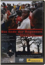 Video DVD The End of the Rains