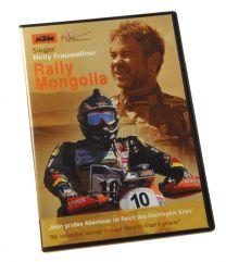 "Video DVD ""Rally Mongolia"" Helly Frauwallner"