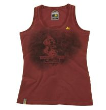 "Tank top ""Retro"". women. red"