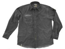 "Shirt ""Adventure Equipment"" men, Grey"