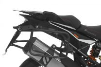 Pannier rack black for KTM 1050 Adventure/ 1090 Adventure/ 1290 Super Adventure/ 1190 Adventure/ 1190 Adventure R