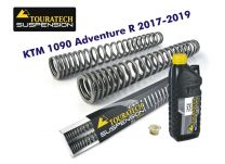 Progressive fork springs for KTM 1090 Adventure R (2017-2019)
