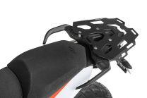 Luggage rack, black for KTM 790 Adventure/ 790 Adventure R