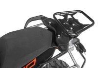 Touratech ZEGA Pro topcase rack BLACK for KTM 790 Adventure/ 790 Adventure R