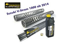 Touratech Progressive fork springs for Suzuki V-Strom 1000 from  2014