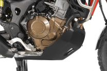 Touratech Engine protector RALLYE EXTREME for Honda CRF1000L Africa Twin. black