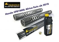 Touratech Progressive fork springs for Honda CRF1000L Africa Twin from 2018