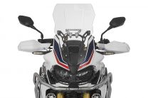 Touratech Windscreen. L. transparent. for Honda CRF1000L Africa Twin/ CRF1000L Adventure Sports