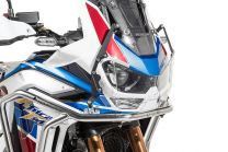 Headlight protector makrolon with quick release fastener for Honda CRF1100L Adventure Sports *OFFROAD USE ONLY*