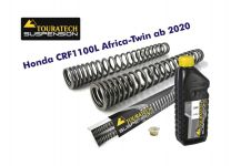 Progressive fork springs for Honda CRF1100L Africa Twin from 2020