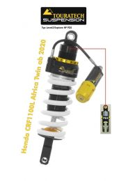 Touratech Suspension shock absorber for Honda CRF1100L Africa-Twin from 2020 Type Level2/PDS