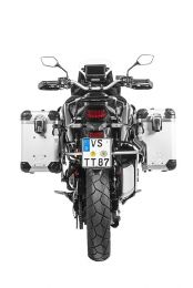 """ZEGA Evo X special system """"And-S"""" 38/38 litres with stainless steel rack for Honda CRF1100L Africa Twin"""
