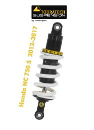 Touratech Suspension shock absorber for Honda NC750S 2012-2017 type Level1