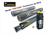 Touratech Progressive fork springs for Honda VFR1200X Crosstourer *from 2012*