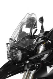 Touratech Windscreen Adjuster with GPS Mounting Bar. for Triumph Tiger 800/ 800XC/ 800XCx (-2017)