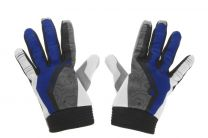 Gloves Touratech MX-Lite. Size 9. blue