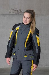 Compañero World2, Jacket, Women, Standard, Yellow