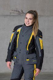 Compañero World2, Jacket, Women, Short, Yellow