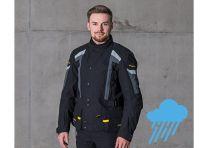 Compañero Weather, Jacket, Men, Long, Black