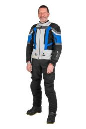 Compañero World Traveller, jacket men, standard size, blue-black
