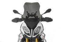 Touratech Windscreen. L. tinted. for BMW S1000XR