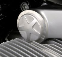 Touratech Cover for Telelever left & right. for BMW R1200GS up to 2012/ R1200GS Adventure up to 2013/BMW R1200R up to 2012