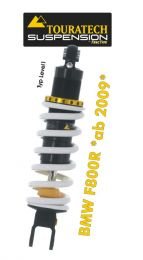 Touratech Suspension shock absorber for BMW F800R from 2009 type Level1/Explore