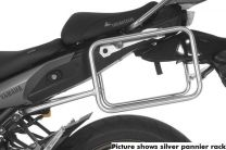 Stainless steel pannier rack. black for Yamaha MT-09 Tracer (2015-2017)