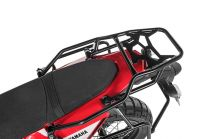 Touratech ZEGA Topcase / Luggage rack black, stainless steel for Yamaha Tenere 700