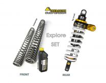 Touratech Suspension WTE Explore - SET for Yamaha Tenere 700 from 2019