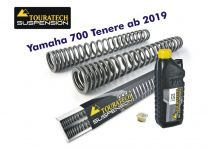 Touratech Progressive fork springs for Yamaha 700 Tenere from 2019