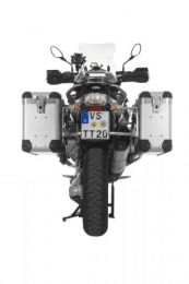 ZEGA Pro2 with stainless steel rack for BMW R1250GS/ R1250GS Adventure/ R1200GS (LC) / R1200GS Adventure (LC)