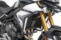 Engine crash bar black for Triumph Tiger 900 Rally