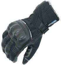 Lindstrands Glove Aerate Black-8