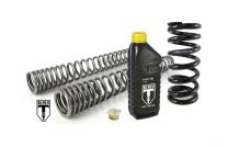 Progressive BLACK-T replacement springs Stage 1 for fork and shock absorber fit BMW RnineT Pure from 2017