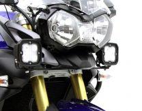 Denali Auxiliary Light Mounting Bracket For Triumph Tiger 800 XCX XRX '10-'15