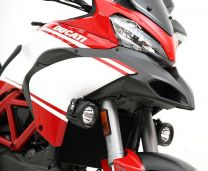 Denali light mount for  Ducati Multistrada 1200/S '10-'14