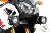 Denali Auxiliary Light Mounting Bracket For Yamaha XT1200Z Super Tenere '11-'16