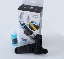 Visorcat Wash/ Wipe System with sponge and 50ml bottle