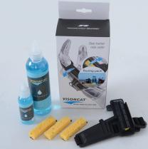 Visorcat Touring Pack ( Visorcat + 3-sponge pack + 250ml Wash refill)