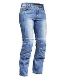 Lindstrands WRAP Lady Jeans, Blue, size M