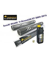 Touratech Progressive fork springs for Suzuki DL650 / V-Strom 650/XT  2004-2016