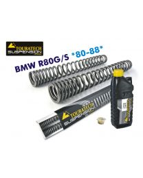 Touratech Progressive fork springs for BMW R80G/S 1980-1988