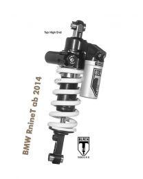 Touratech Black-T shockabsorber Typ Highend for BMW R nineT from 2014