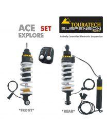 Touratech ACE Suspension Explore SET for BMW R1200GS Adventure (2006-2013)