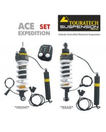 Touratech ACE Suspension Expedition SET for BMW R1200GS Adventure (2006-2013)