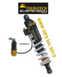 Touratech Suspension shock absorber for BMW HP2 type Extreme