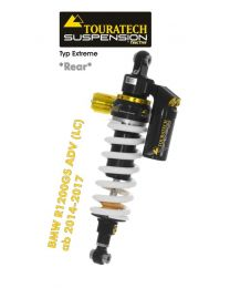 Touratech Suspension shock absorber *rear* for BMW R1200GS Adventure (LC) 2014-2017 type Extreme