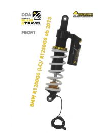"""Touratech Suspension """"front"""" shock absorber for BMW R1200GS(LC)/R1250GS DDA/Plug & Travel from 2013"""