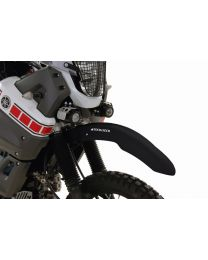 Touratech High mudguard in black for the Yamaha XT660Z Ténéré